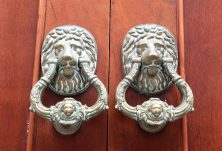 Lion Knockers