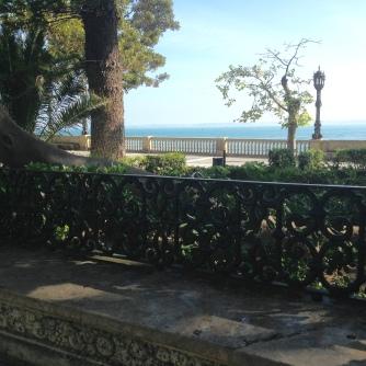 One of Cádiz' many parks